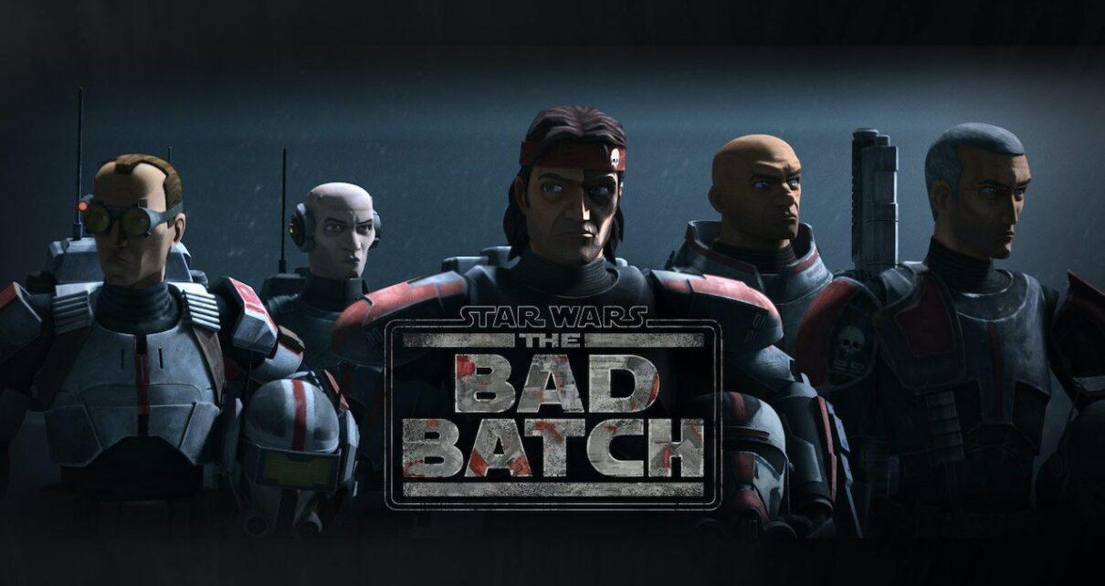 star wars: the bad batch trailer italiano