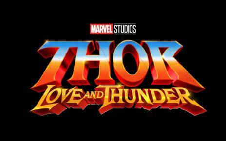 Thor: Love and Thunder foto set