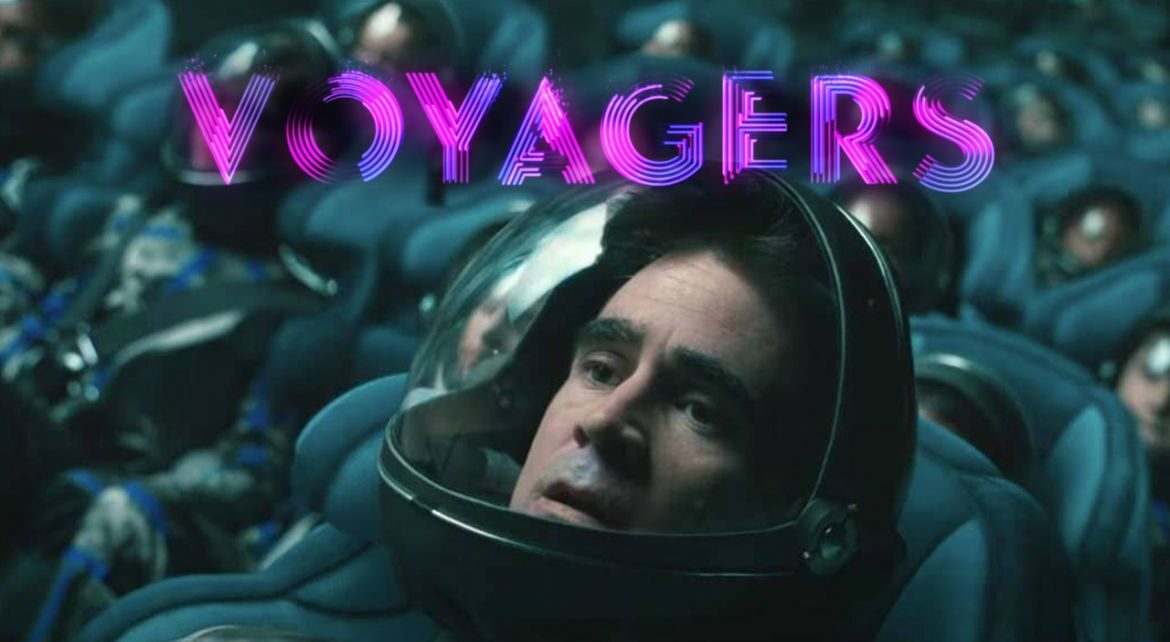 voyagers film trailer