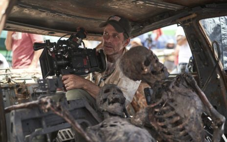 Army of the Dead foto Total FIlm