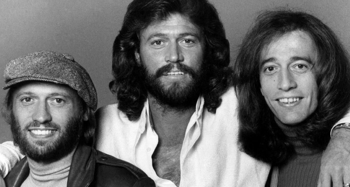 Bee Gees biopic kenneth branagh