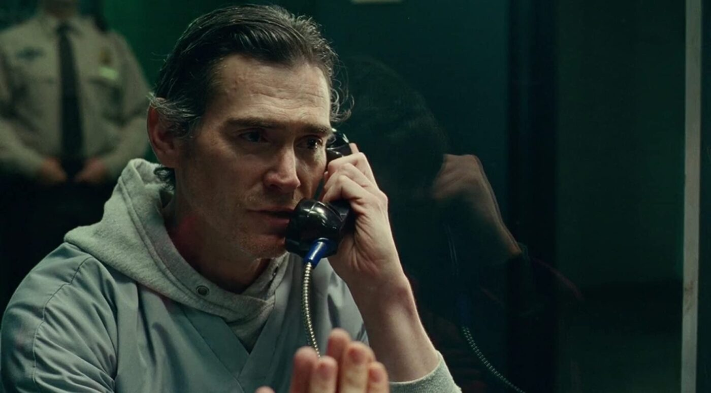 Billy Crudup in the flash