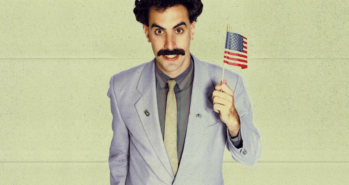 Borat 2 vince WGA Awards 2021