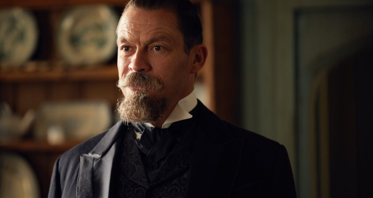 Dominic West in Downton Abbey 2