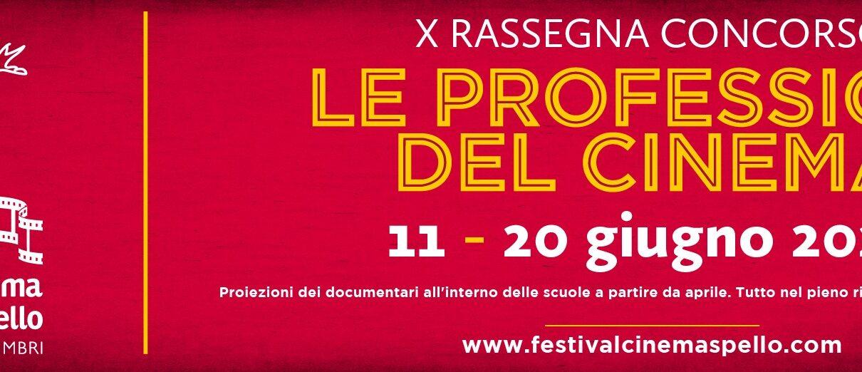 Festival del Cinema Città di Spello: i film in concorso alla decima edizione