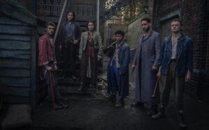 Gli irregolari di Baker Street, recensione della serie su Netflix