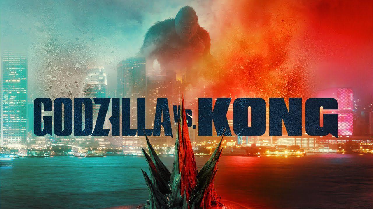 Godzilla vs Kong nuovi banner