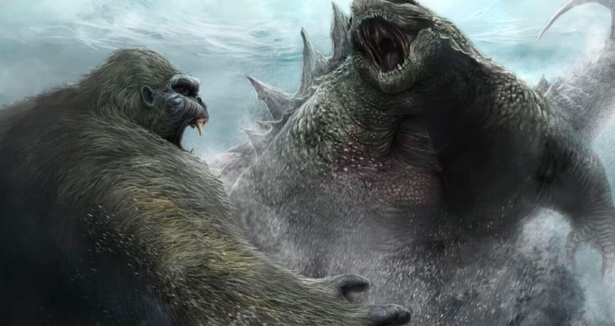 Godzilla vs Kong clip Jia