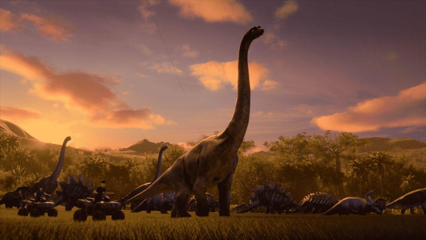 Jurassic World: Nuove Avventure terza stagione trailer