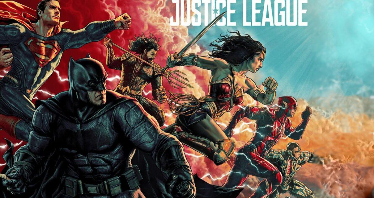 Justice League 2 trama