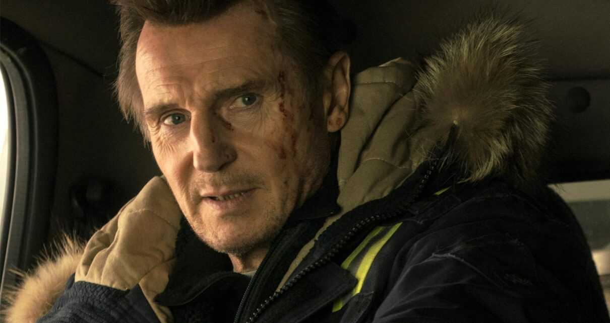 Liam Neeson The Ice Road su Netflix