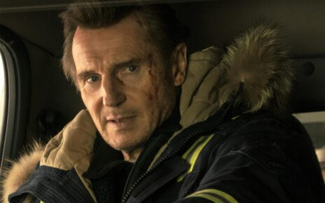 Liam Neeson The Ice Road su Netflix