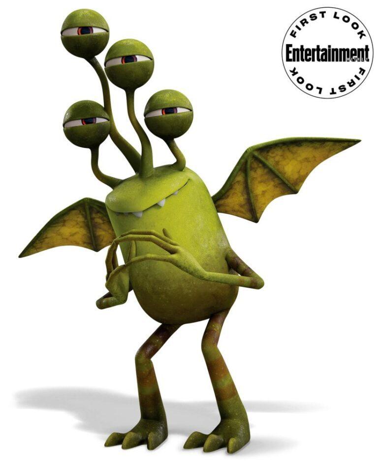 Monsters at Work: spazio ai nuovi personaggi nelle foto di Entertainment Weekly