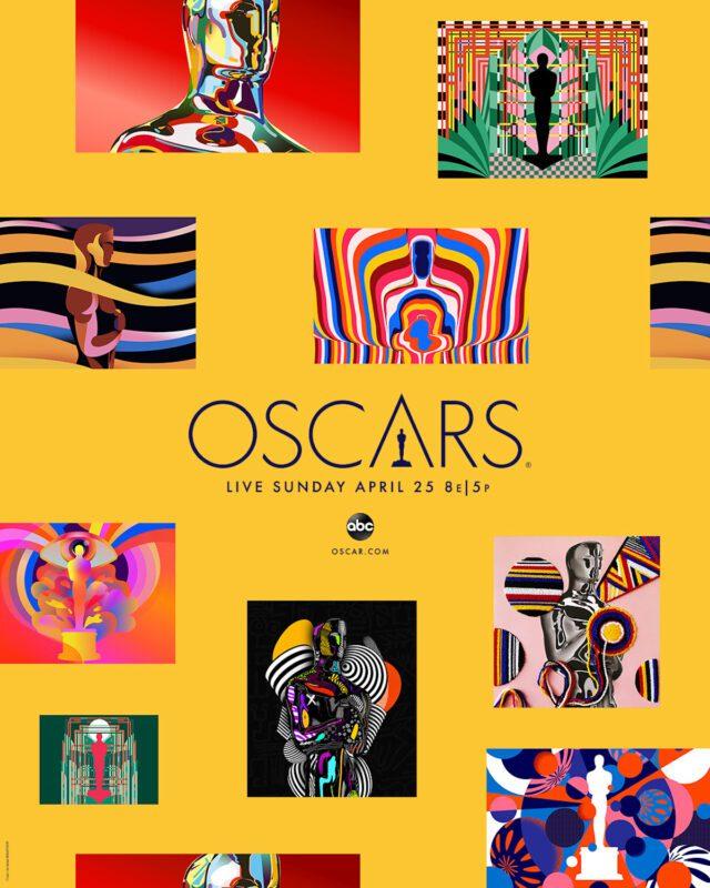 Oscar 2021: diffusi i poster della 93° edizione degli Academy Awards