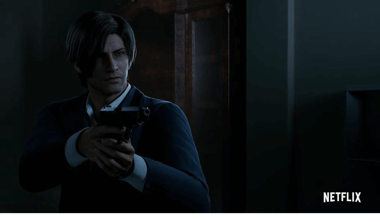 Resident Evil: Infinite Darkness nuovo poster