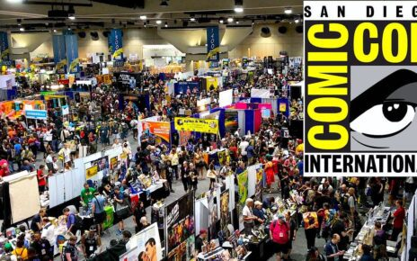 San Diego Comic-Con 2021 digitale