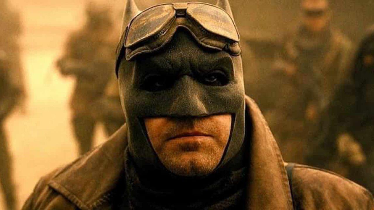 snyder cut promo batman