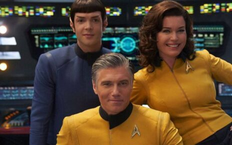 Star Trek: Strange New Worlds Cast