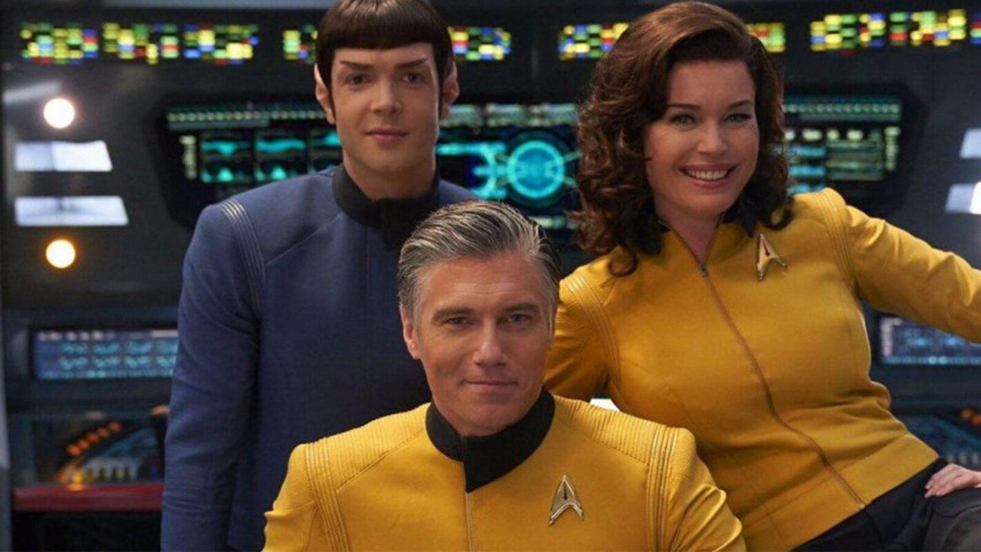 Star Trek: Strange New Worlds Cast