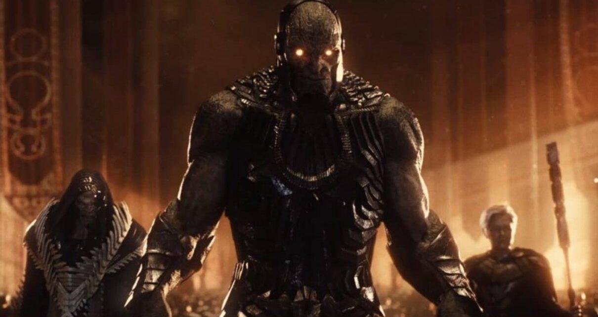 Snyder Cut promo Steppenwolf e Darkseid