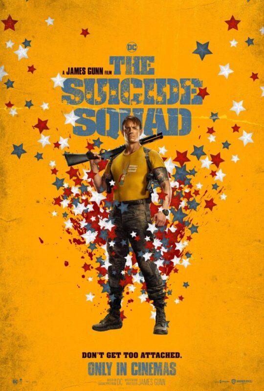 The Suicide Squad: Missione Suicida - Il trailer italiano e i poster dei personaggi