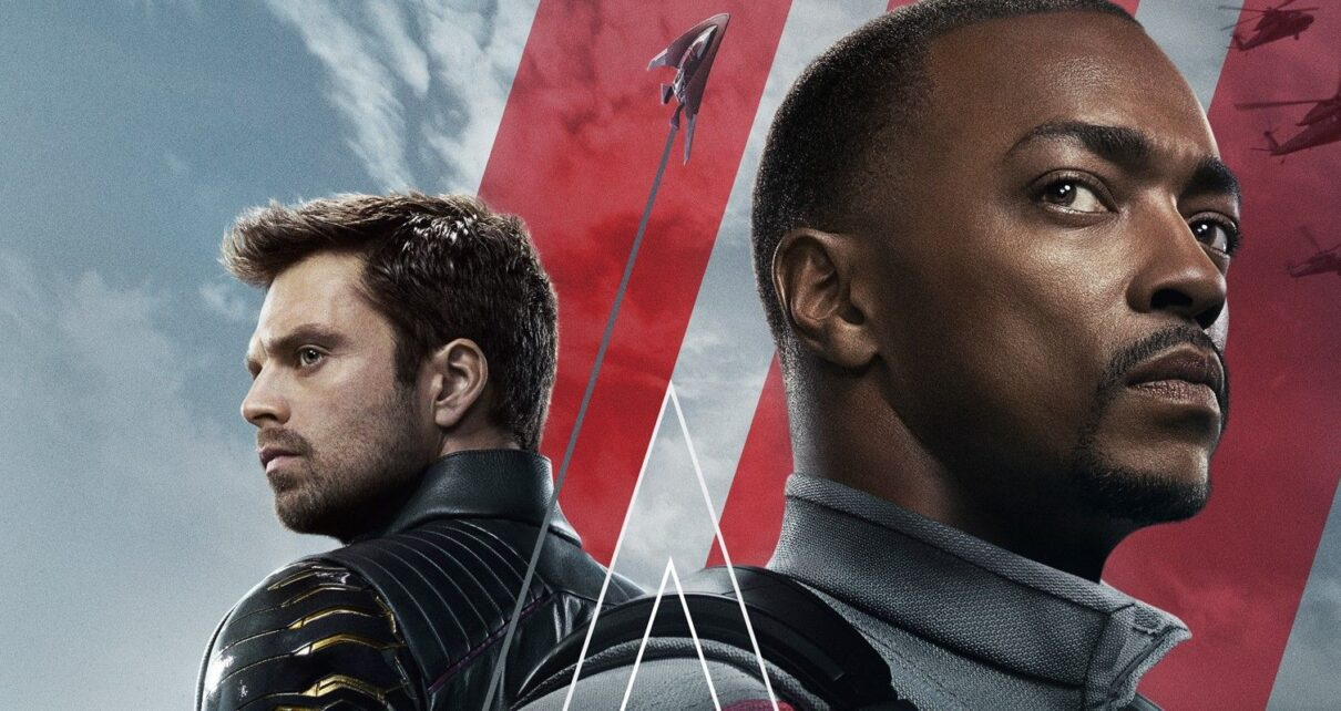 The Falcon and the Winter Soldier copertine Empire
