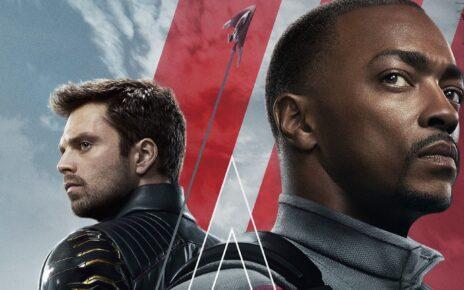 The Falcon and the Winter Soldier copertine Empire