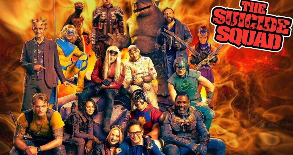 the suicide squad: missione suicida red band trailer