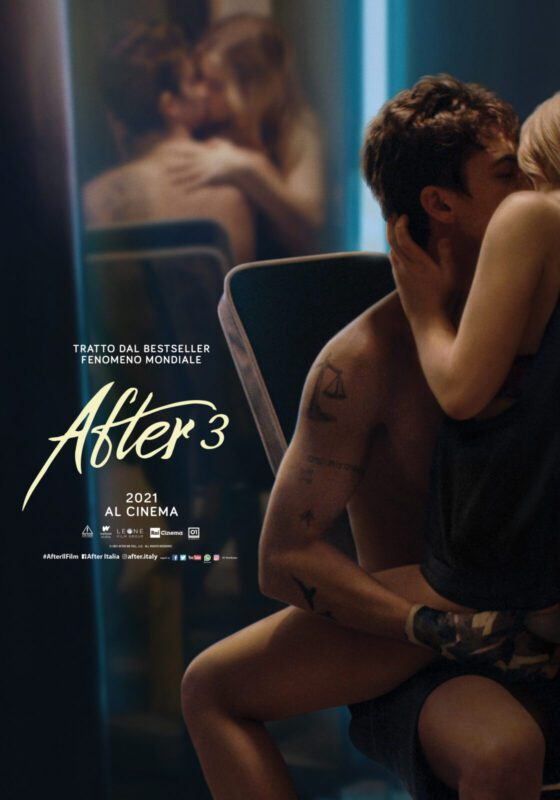 after 3 film poster