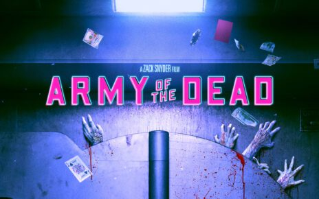 army of the dead - nuovo poster