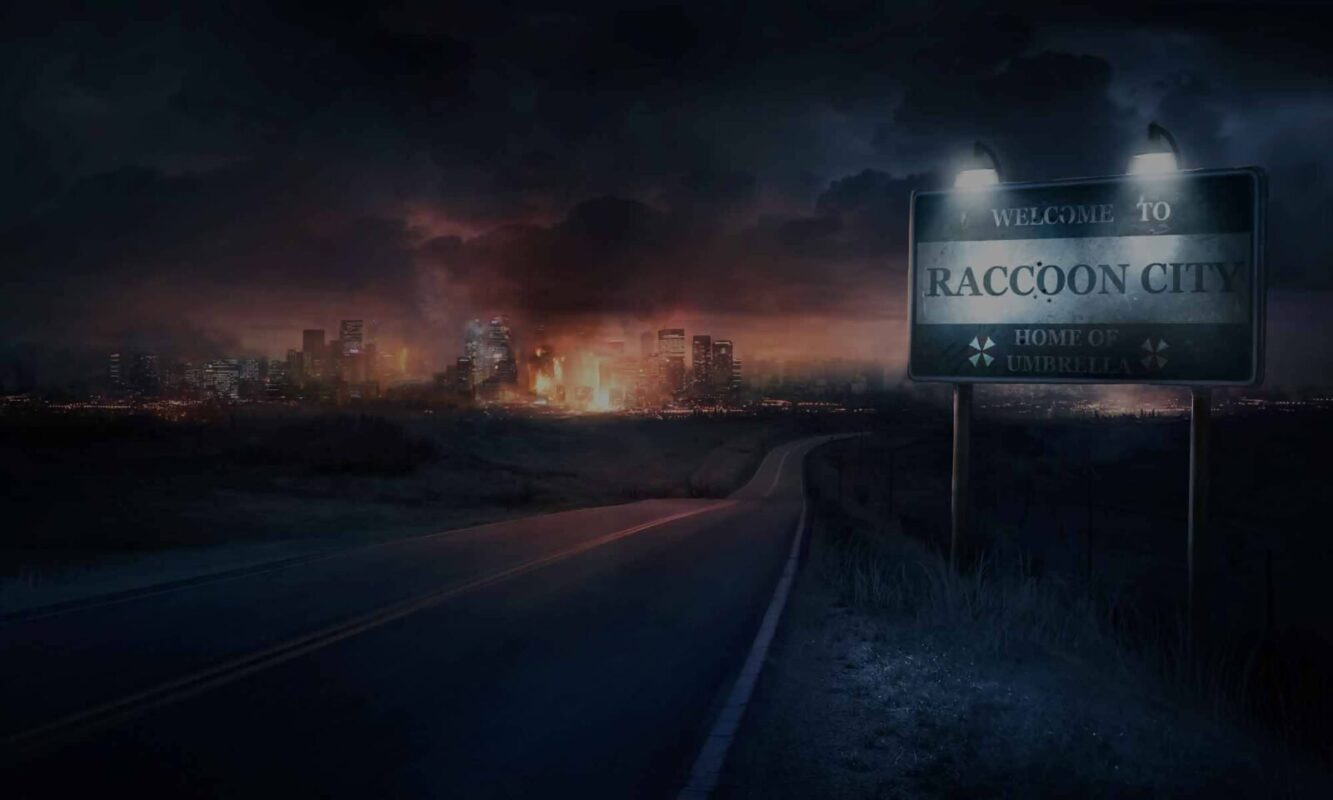 resident evil: welcome to raccoon city rinviato