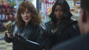 Thunder Force, recensione del film con Melissa McCarthy su Netflix