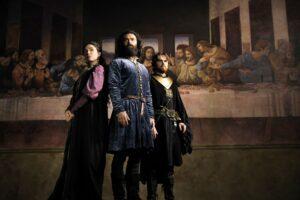 Leonardo, la serie evento: recensione episodi 5 e 6
