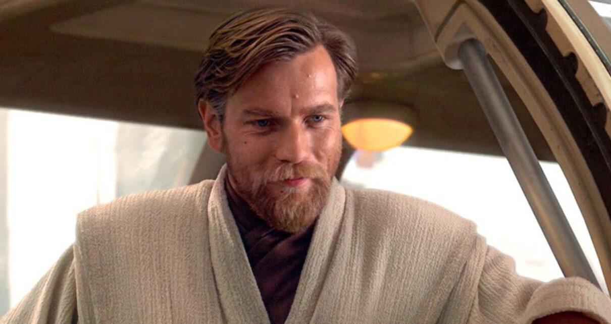 obi-wan kenobi - ewan mcgregor barba