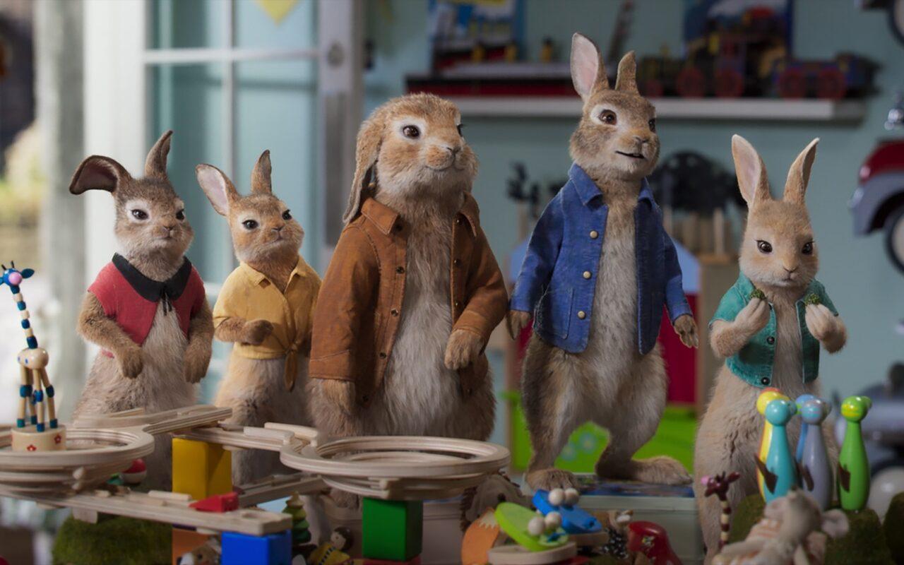 peter rabbit 2 data uscita