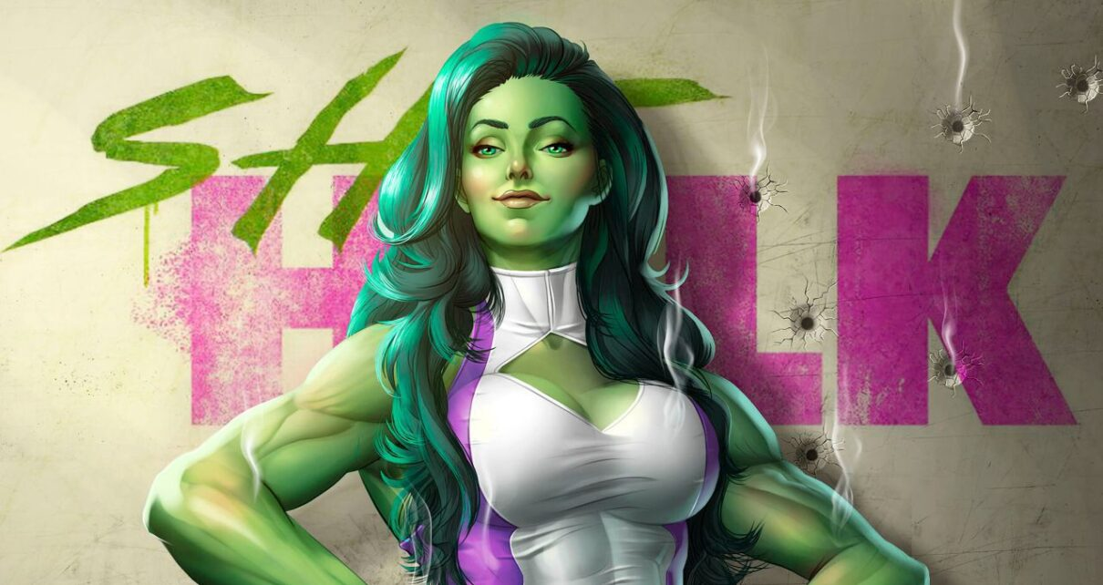 she-hulk serie tv riprese partite