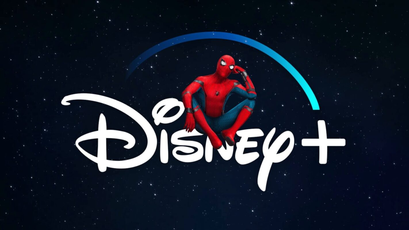 spider-man su disney+