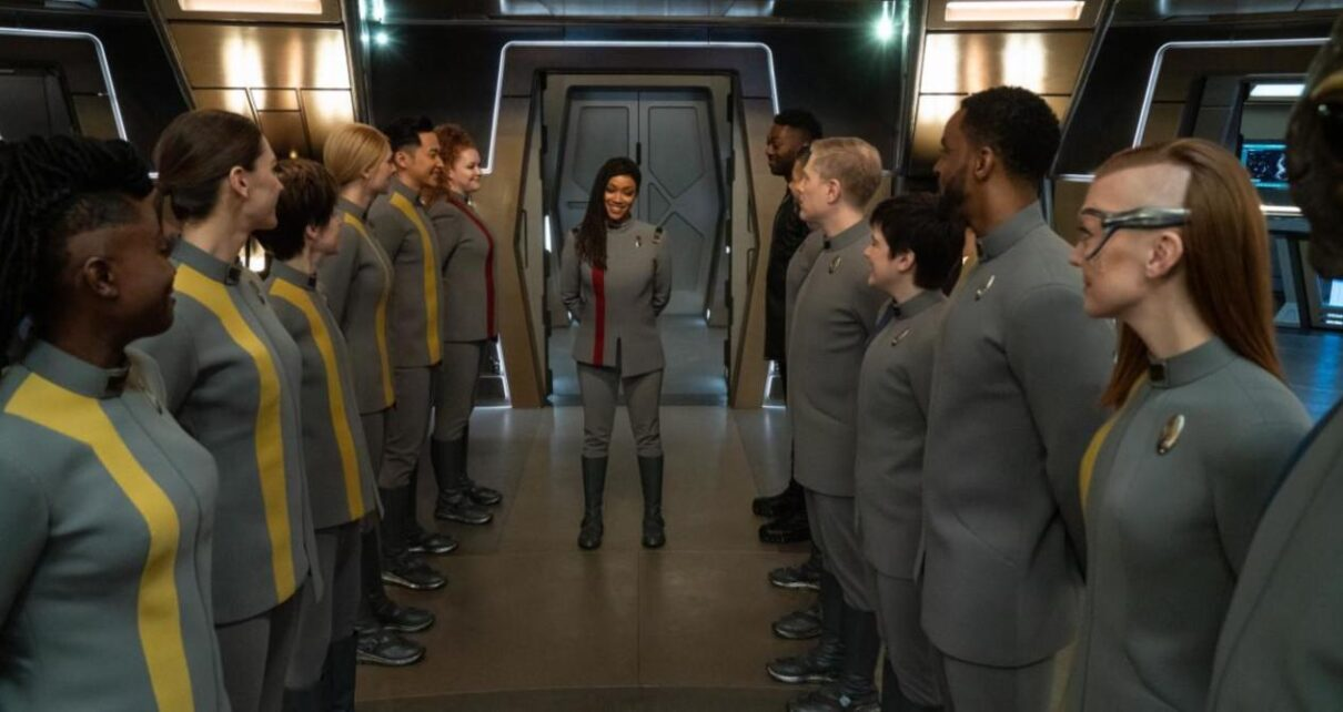 star trek: discovery - quarta stagione trailer