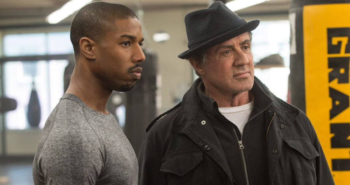sylvester stallone in creed 3