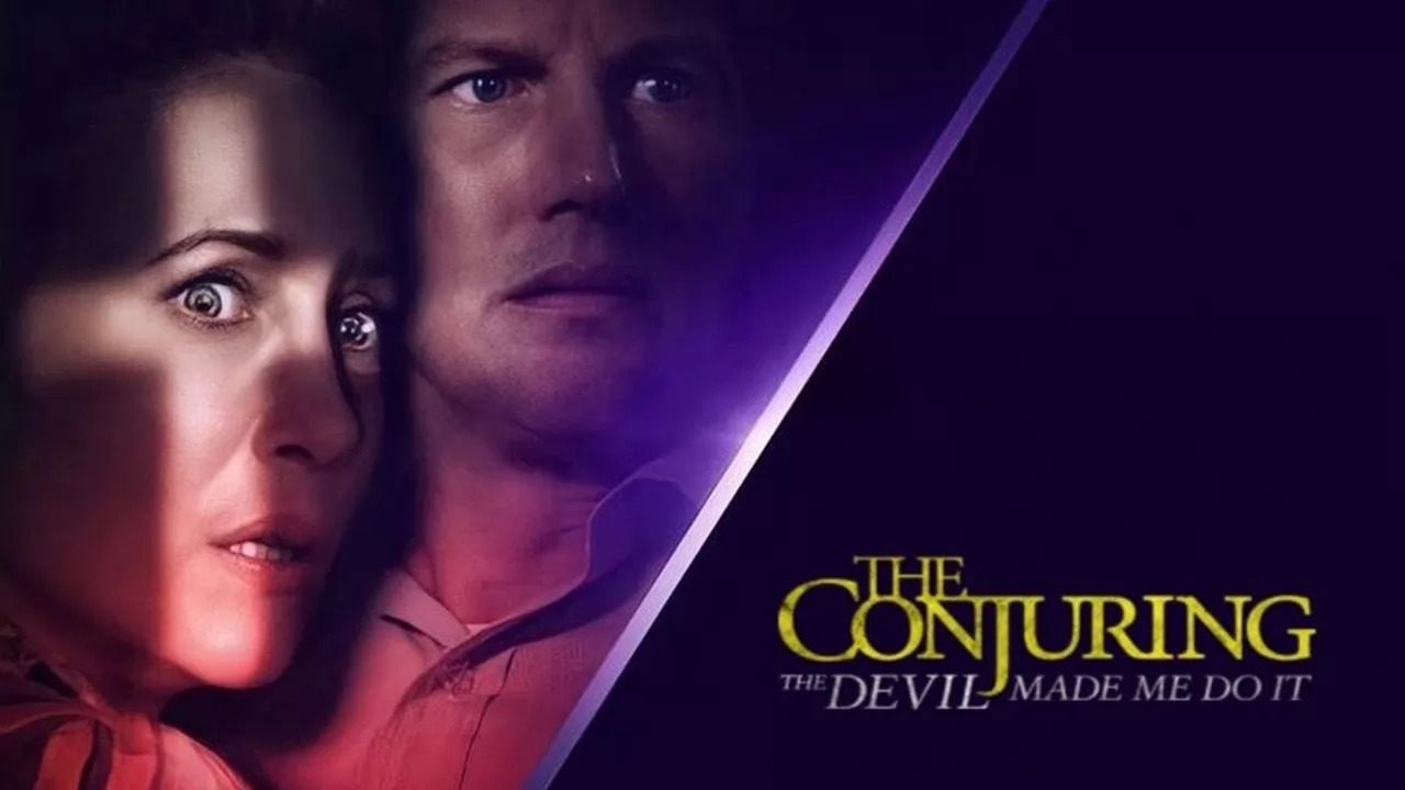 the conjuring 3 trailer
