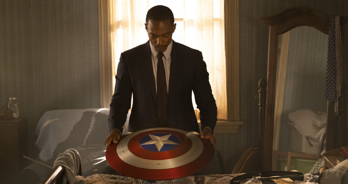 the falcon and the winter soldier - sam wilson costume