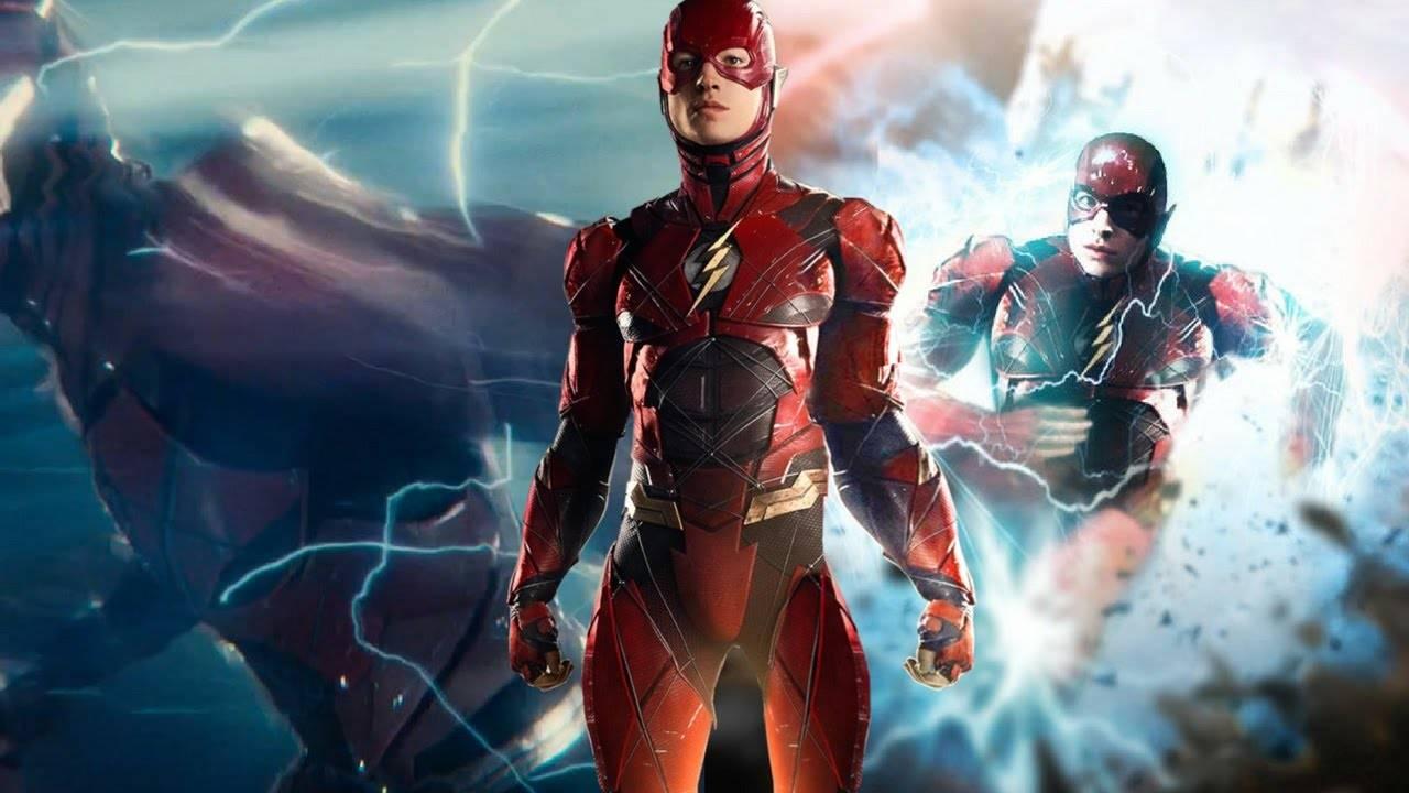 the flash film riprese