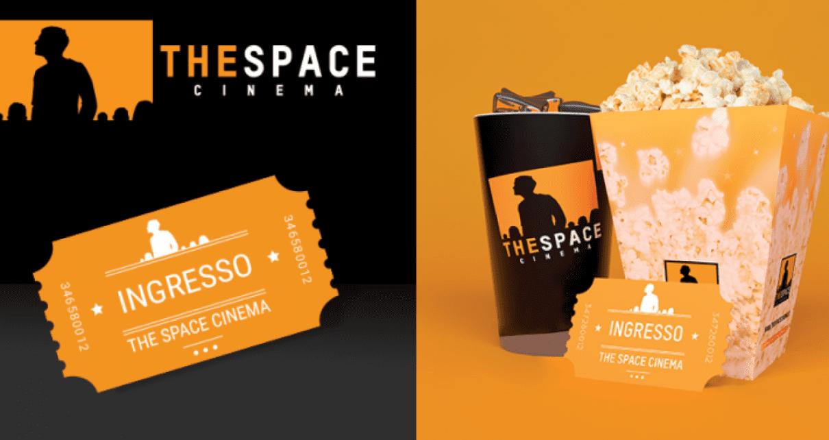 The Space Cinema riapertura