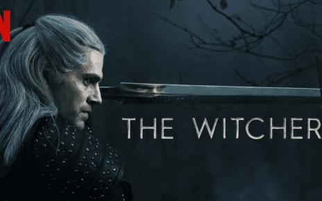 the witcher riprese seconda stagione