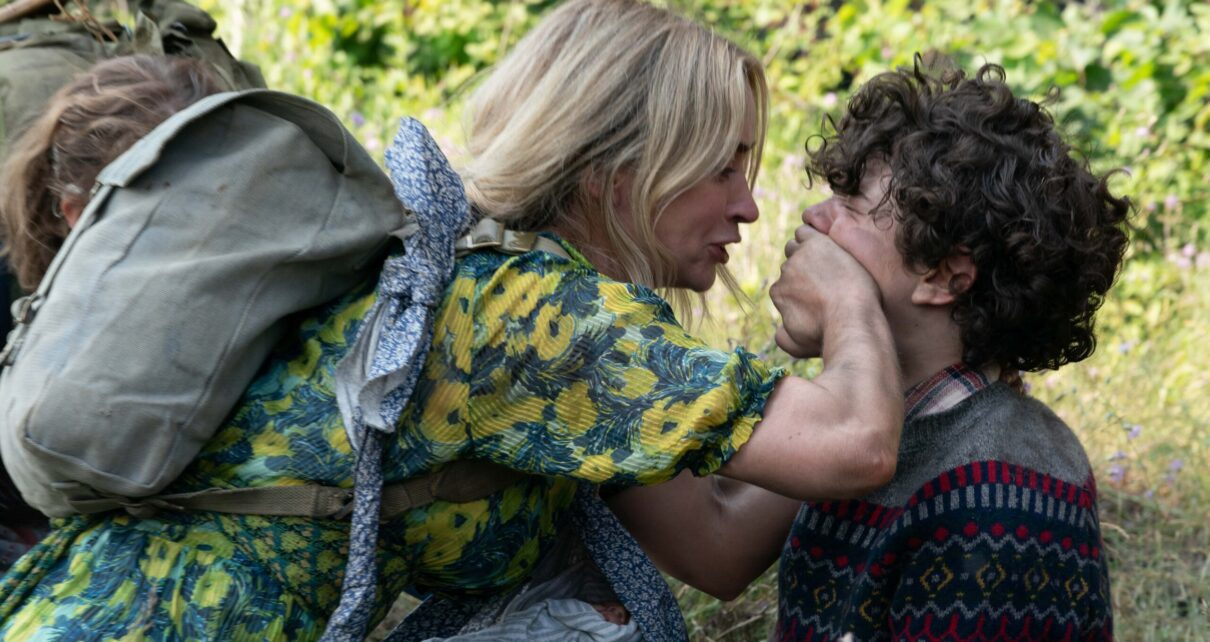 a quiet place 2 - box office usa