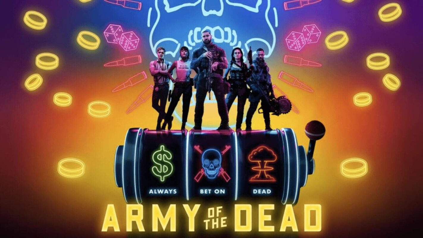 army of the dead al cinema