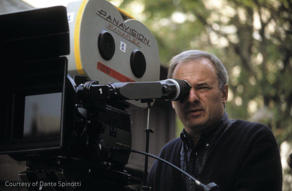 Dante Spinotti premiato con il Pardo alla carriera al Locarno Film Festival