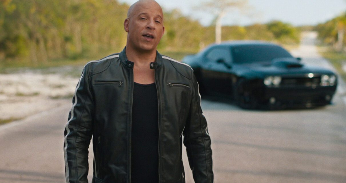 fast and furious 9 - vin diesel invito