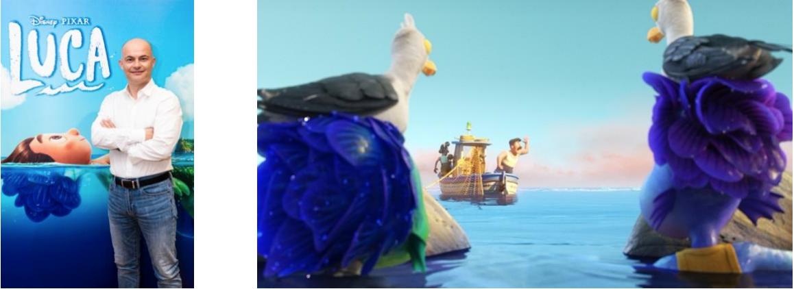 Luca: chi sono le voci italiane del nuovo film Disney Pixar