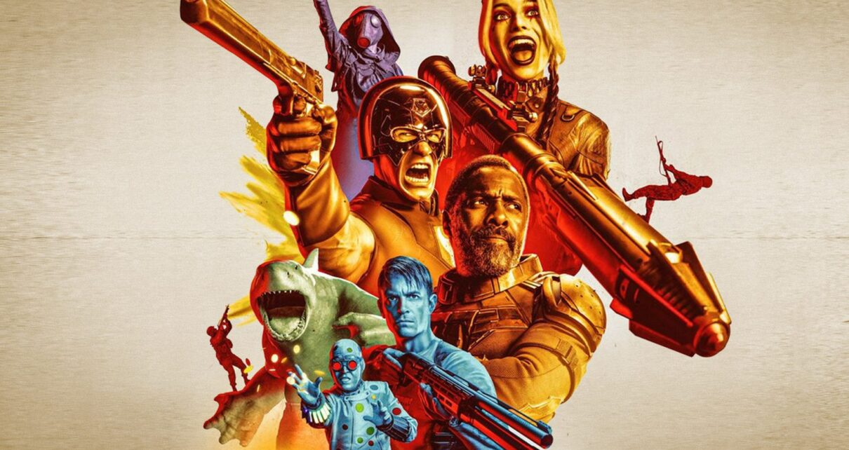 the suicide squad: missione suicida rated r